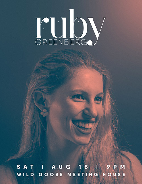 Ruby Greenberg Poster